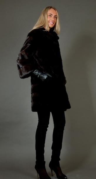 выкройка женской зимней шапки: модели жилетки из меха лисы картинки.