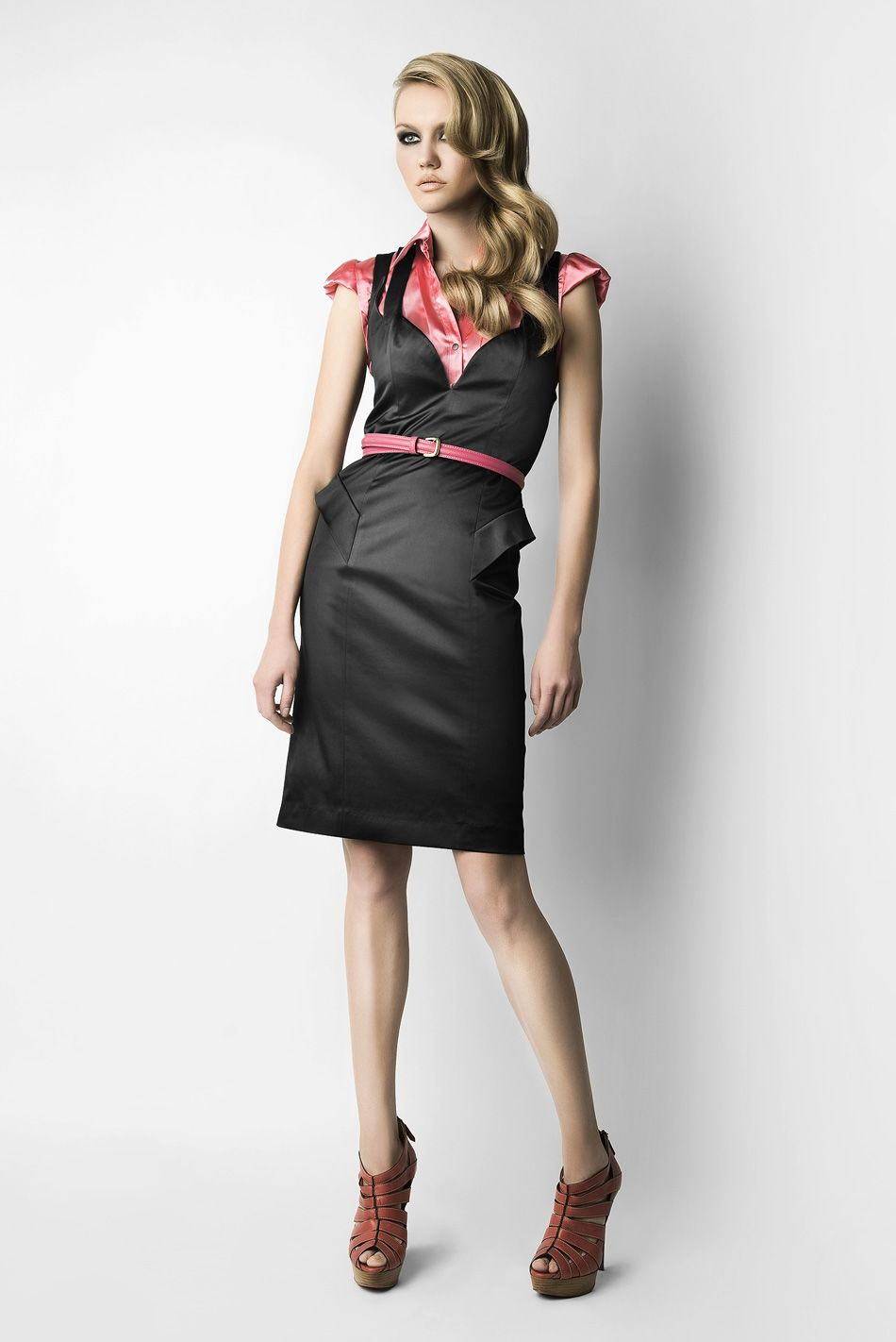 Женские офисные платья Kate Frankfurt.