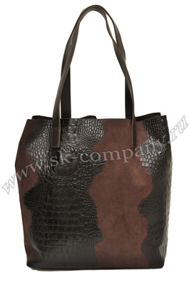 Итальянские сумки - Сумка из натуральной кожи. сумка без подклада;- внутри изделия: съемный мешок на молнии;- съемный...