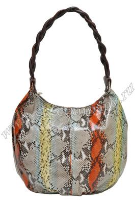 Итальянские сумки - Сумка из натуральной кожи. закрывается на молнию;- 1 внешний карман на молнии;- внутри: 1...