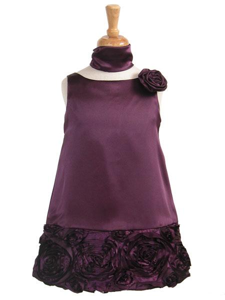 """Детское платье  """"В стиле ретро """" Актуальные тенденции моды 60-х годов..."""