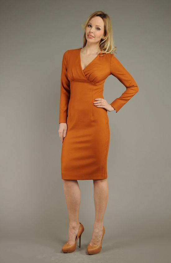 Купить Яркое платье для делового гардероба торговой марки Stella
