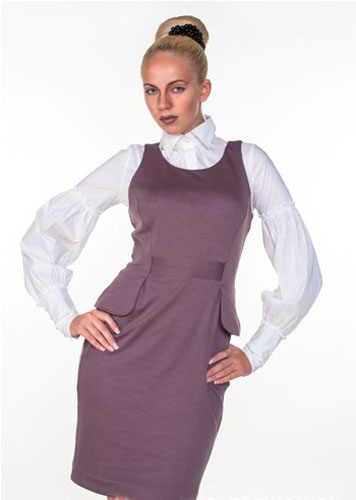 нарядные летние платья в полфото