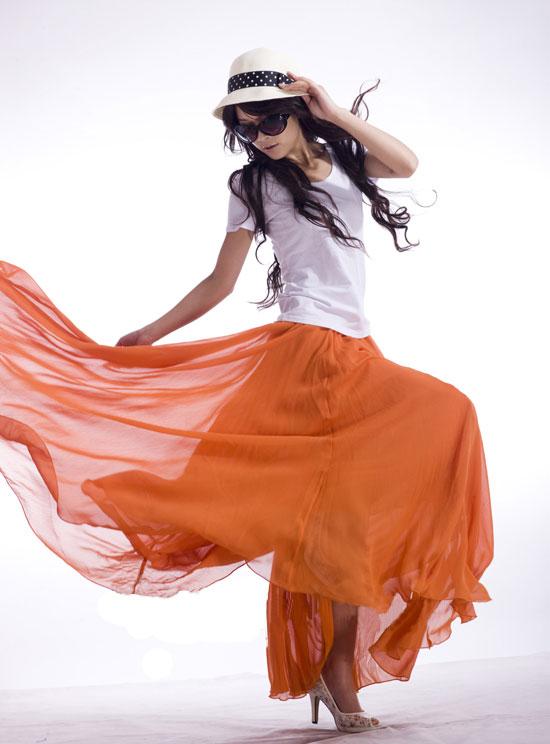 шифоновые юбки выкройки - Выкройки одежды для детей и взрослых.