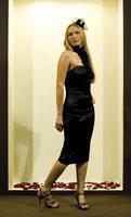 Менеджер Елена в платье от дизайнера Lena Noles